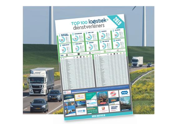 Top 100 Logistieke Dienstverleners
